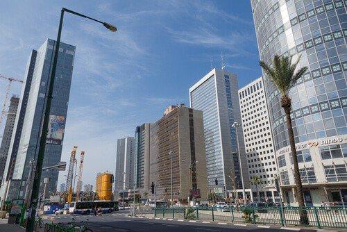 משרדים להשכרה בבורסה רמת גן
